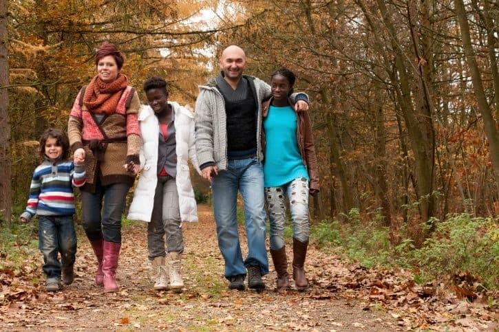 family, mindfulness