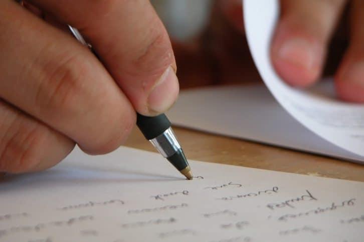friend, writing, write a friend month