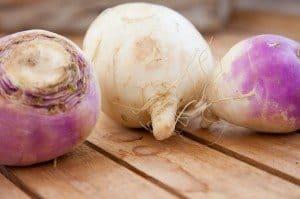"""Creamy"" Parsnip and Turnip Soup"