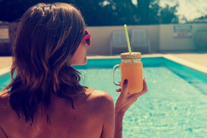 summer diet, liquid diet