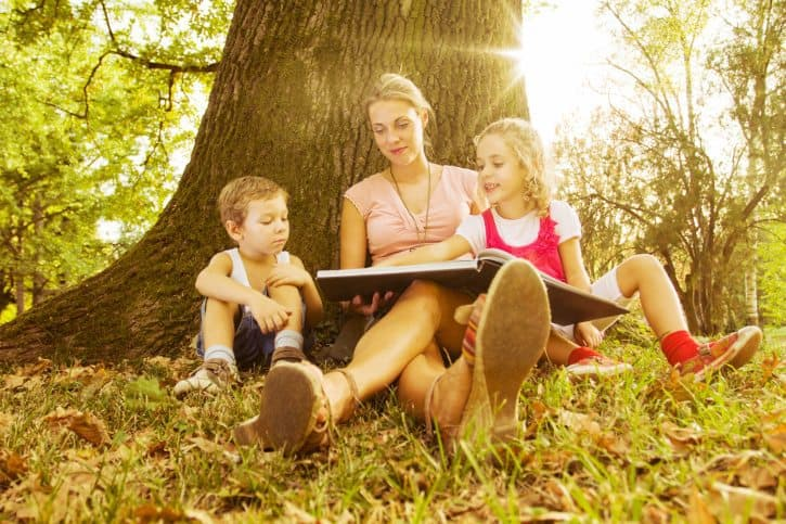 Family Stories Month, Mindful Living Network, Mindful Living, Dr. Kathleen Hall, The Stress Institute, OurMLN.com, MLN, Alter Your Life