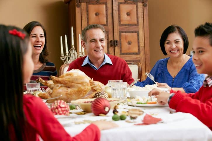 holiday traditions mindful living, mindful family, ourmln, mindful living network