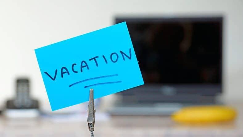 vacation study