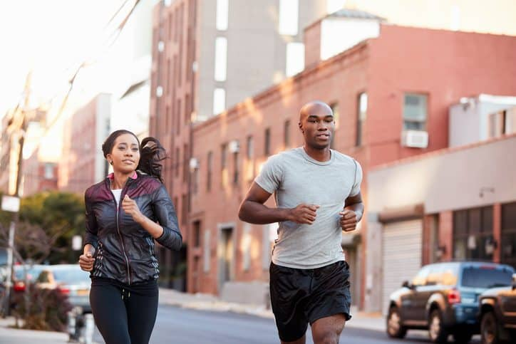 african american runners, african american heart disease, running tips, heart disease, african american runners