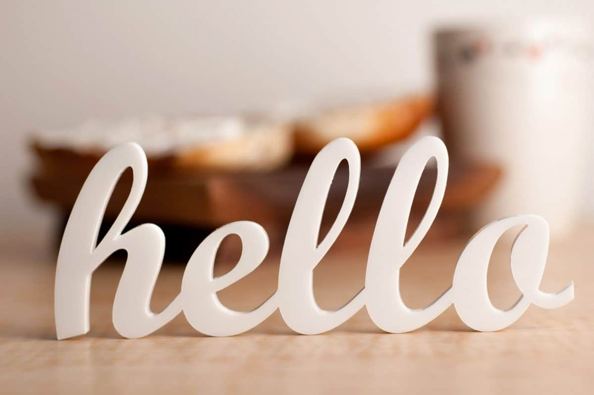 World Hello Day, Hello Day