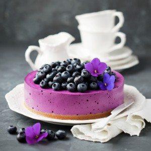 Delish Summer Cheesecake