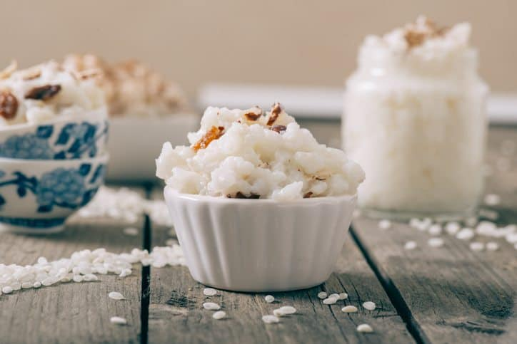 cardamom, rice pudding, national rice month