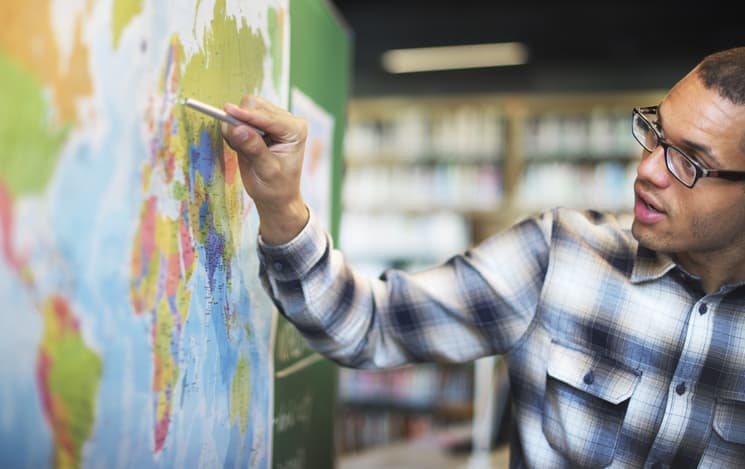 geography week, Geography Awareness Week