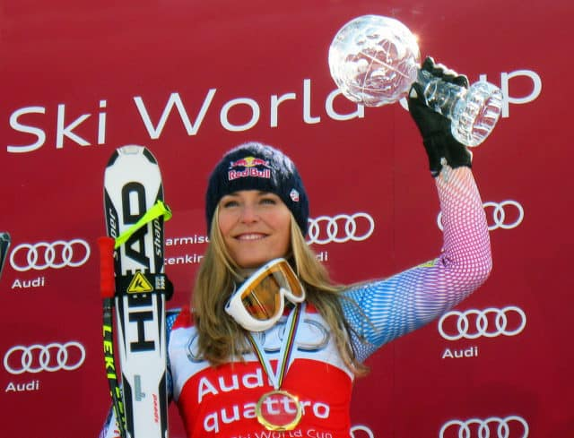 Lindsey Vonn, Speed Queen