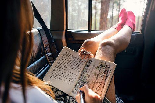 travel writing, travel journal, travel bucket list