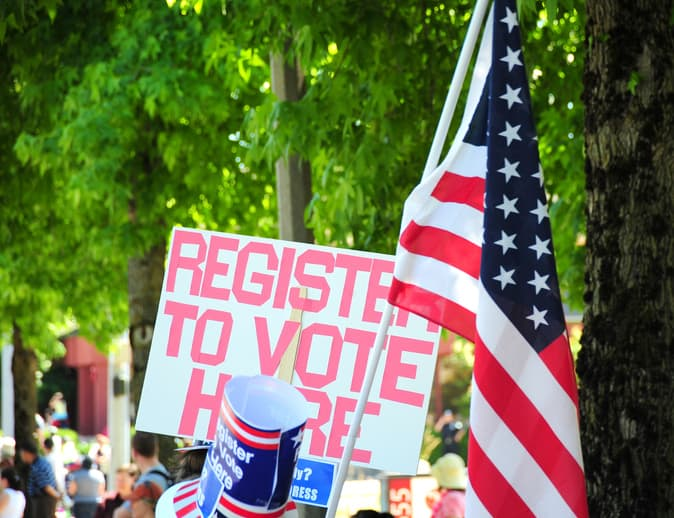 am I registered to vote, register to vote, voter registration deadline