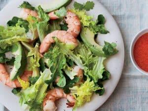 Quick and Healthy Shrimp Salad